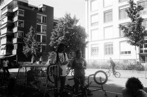 BMX Zürich Schweiz Street Jam contest 2016