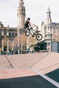 BMX barcelona Schweiz zuerich analog photo
