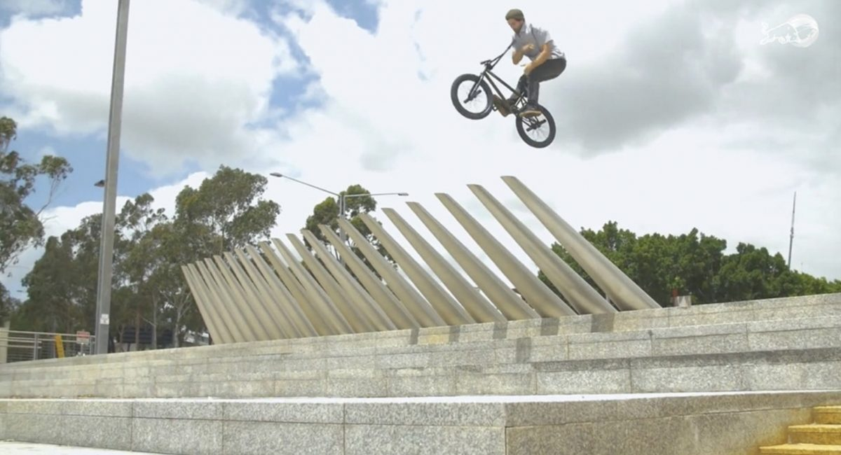 Garrett Reynolds : Fiending In Sydney best bmx movie