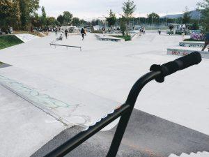 Zürich BMX Schweiz Street Jam contest freestyle bike park