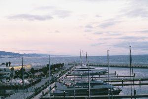 Barcelona analog photo